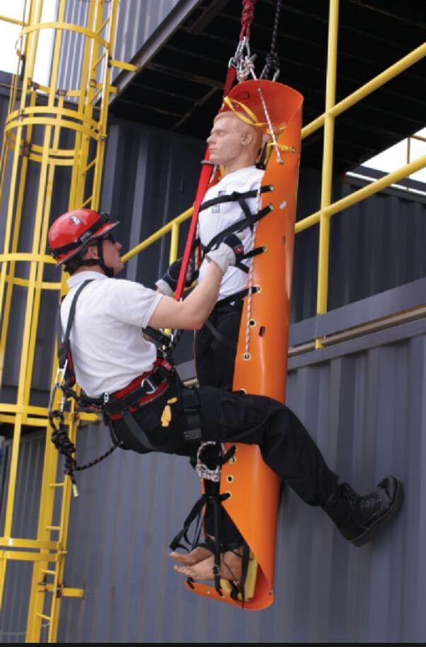 Højderedning - Arbejde i højden - rescYou